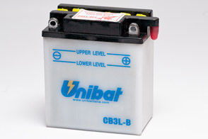 UNIBAT - Acumulator cu intretinere CB3L-B-SM (YB3L-B)