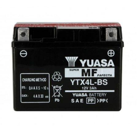 YUASA Japan - Acumulator AGM fara intretinere YTX4L-BS