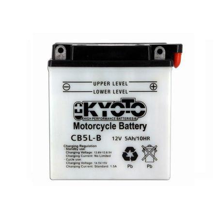 KYOTO - Acumulator cu intretinere YB5L-B / 12N5-3B