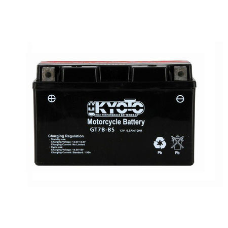 KYOTO - Acumulatori fara intretinere YT7B-BS