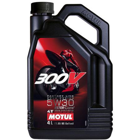 MOTUL - 300V 5W30 - 4L