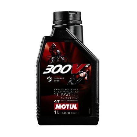 MOTUL - 300V2 10W50 - 1L