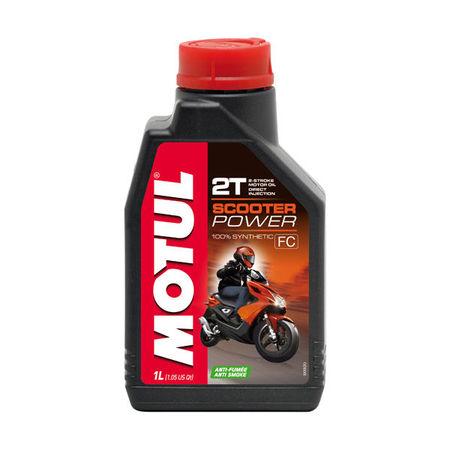 MOTUL - SCOOTER POWER 2T - 1L