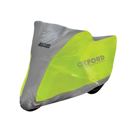 OXFORD - husa moto AQUATEX - fluorescent, medium (M)