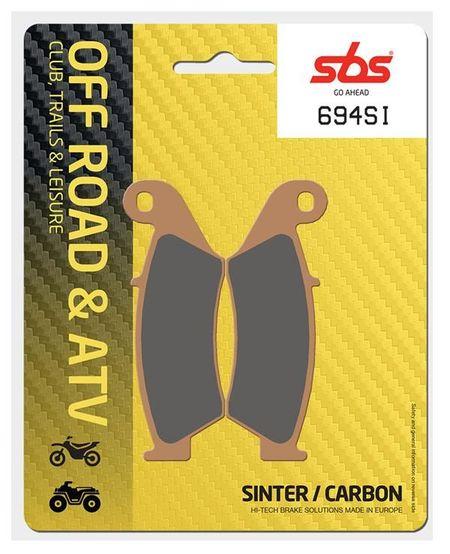 SBS - Placute frana OFFROAD - SINTER 694SI