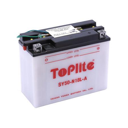 TOPLITE YUASA - Acumulator cu intretinere Y50N-18L-AT (+SENZOR)