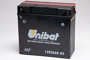 UNIBAT - Acumulator cu intretinere 12N20AH-SM (52015)