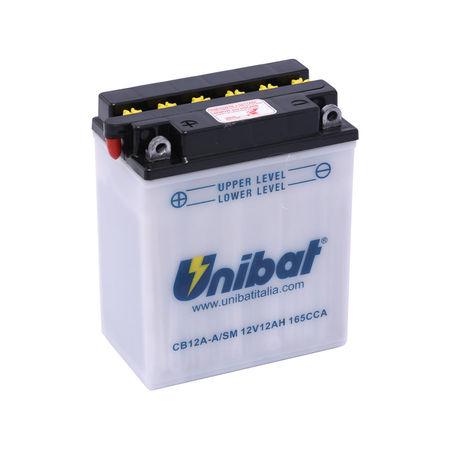 UNIBAT - Acumulator cu intretinere CB12A-A-SM (YB12A-A)