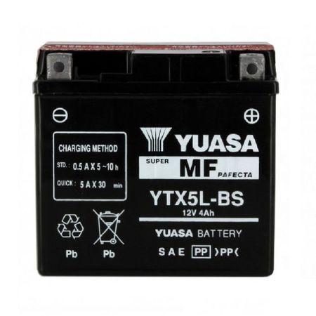 YUASA Japan - Acumulator AGM fara intretinere YTX5L-BS