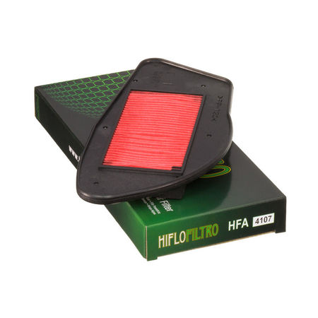 HIFLO - Filtru aer normal - HFA4107 - XC125 CYGNUS X '04-