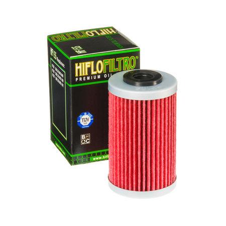 HIFLO - FILTRU ULEI HF155 (MOTOR)