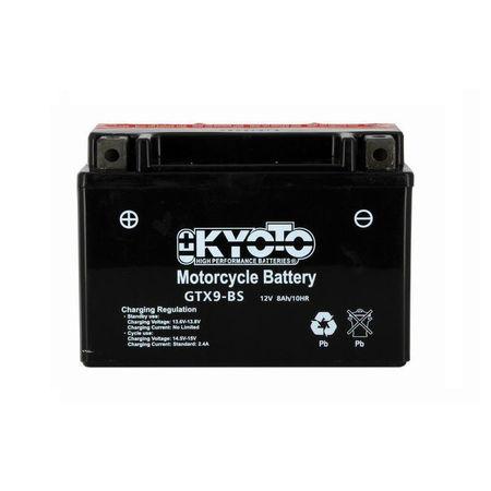 KYOTO - Acumulatori fara intretinere YTX9-BS