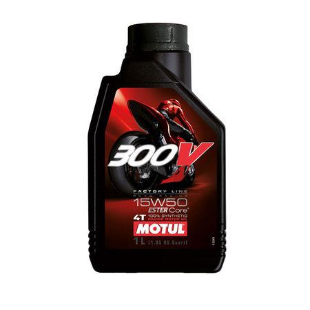 MOTUL - 300V 15W50 - 1L