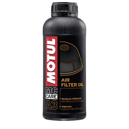 MOTUL - AIR FILTER CARE A3 AIR FILTER OIL - 1L