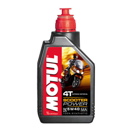 MOTUL - SCOOTER POWER 5W40 (MA) - 1L
