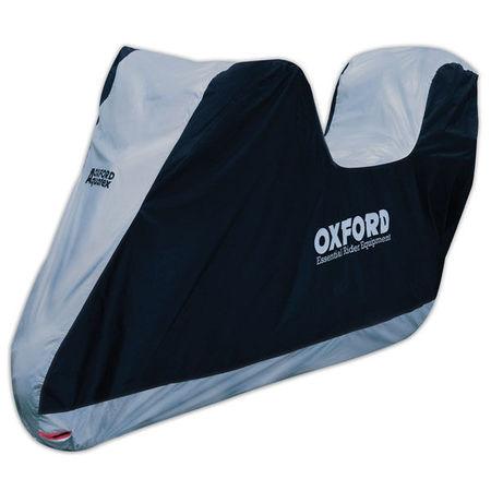 OXFORD - husa moto AQUATEX - pentru topcase, large (L)