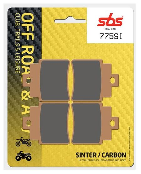 SBS - Placute frana OFFROAD - SINTER 775SI