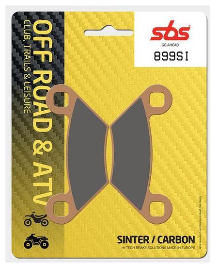 SBS - Placute frana OFFROAD - SINTER 899SI
