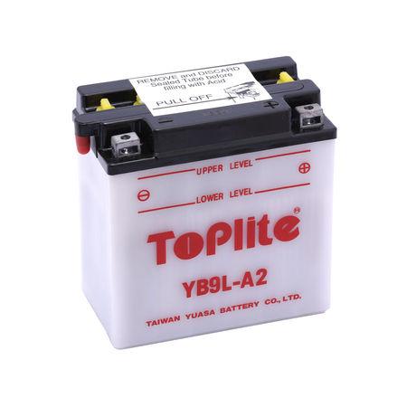 TOPLITE YUASA - Acumulator cu intretinere YB9L-A2