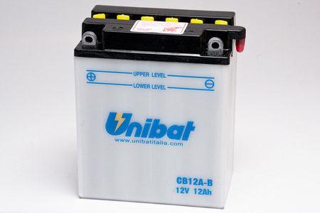 UNIBAT - Acumulator cu intretinere CB12A-B-SM (YB12A-B)