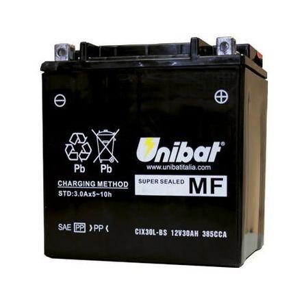UNIBAT - Acumulator fara intretinere CIX30L-BS (YIX30L)