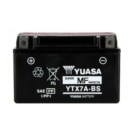 YUASA Japan - Acumulator AGM fara intretinere YTX7A-BS