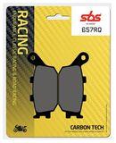 SBS - Placute frana RACING - CARBONTECH 657RQ