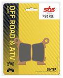 SBS - Placute frana RACING OFFROAD - SINTER 791RSI