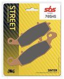 SBS - Placute frana STREET - SINTER 705HS
