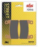 SBS - Placute frana STREET - SINTER 734HS