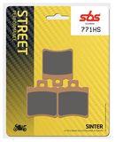 SBS - Placute frana STREET - SINTER 771HS