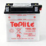 TOPLITE YUASA - Acumulator cu intretinere YB9L-B2