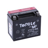 TOPLITE YUASA - Acumulator fara intretinere YTX12-BS