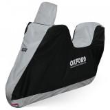 OXFORD - husa moto / scooter AQUATEX - pentru parbriz inalt si topcase, small (S)