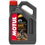 MOTUL - ATV POWER 5W40 - 4L
