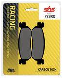 SBS - Placute frana RACING - CARBONTECH 728RQ.S