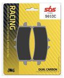 SBS - Placute frana RACING - DUAL CARBON 901DC
