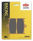 SBS - Placute frana RACING - SINTER 631RS