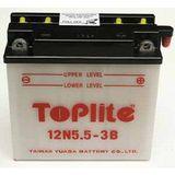 TOPLITE YUASA - Acumulator cu intretinere 12N5,5-3B