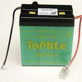 TOPLITE YUASA - Acumulator cu intretinere 6N6-1D-2