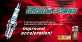 DENSO Iridium Power - IXU24 (DCPR8EIX)