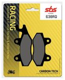 SBS - Placute frana RACING - CARBONTECH 638RQ