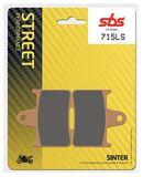 SBS - Placute frana STREET - SINTER 715LS