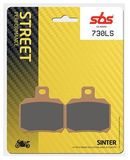 SBS - Placute frana STREET - SINTER 730LS