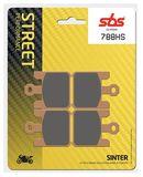 SBS - Placute frana STREET - SINTER 788HS