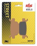 SBS - Placute frana STREET - SINTER 832LS