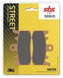 SBS - Placute frana STREET - SINTER 900HS