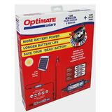 TECMATE - REDRESOR OPTIMATE SOLAR 10W 12V (2-240Ah)