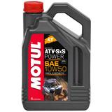 MOTUL - ATV SXS POWER 10W50 - 4L