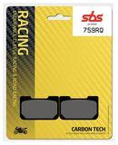 SBS - Placute frana RACING - CARBONTECH 759RQ